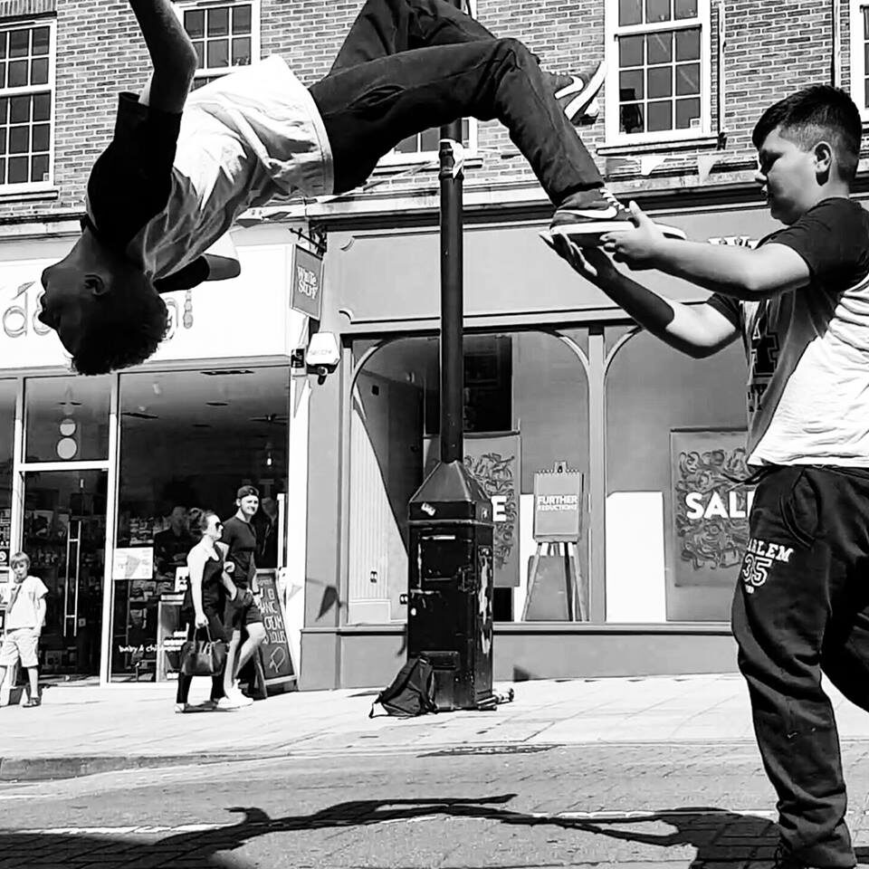 East Grinstead Street Dancers