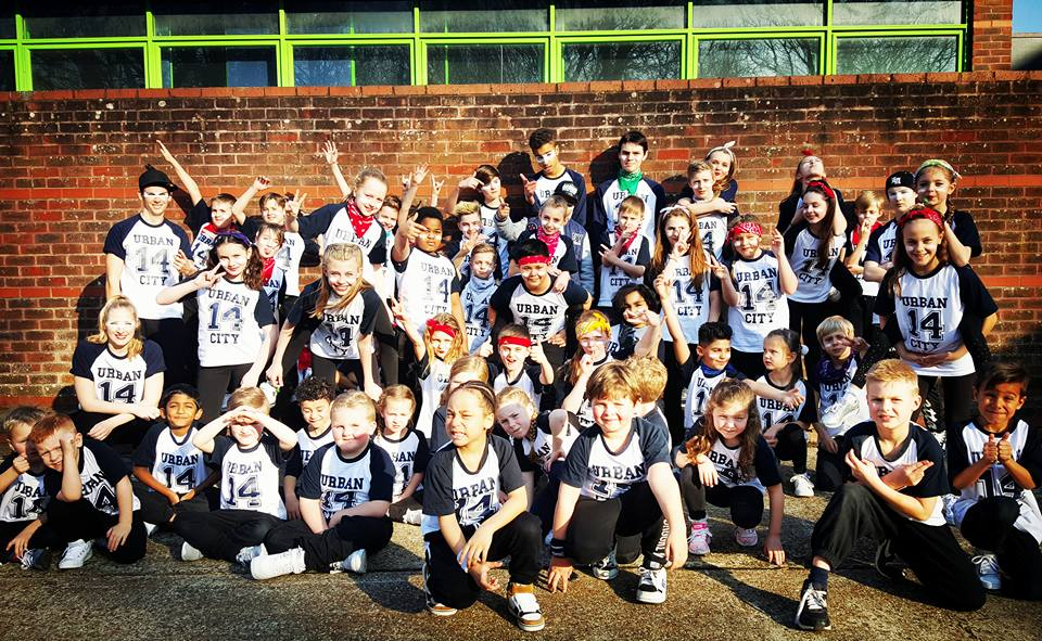 Childrens Dance Classes in Crawley and East Grinstead