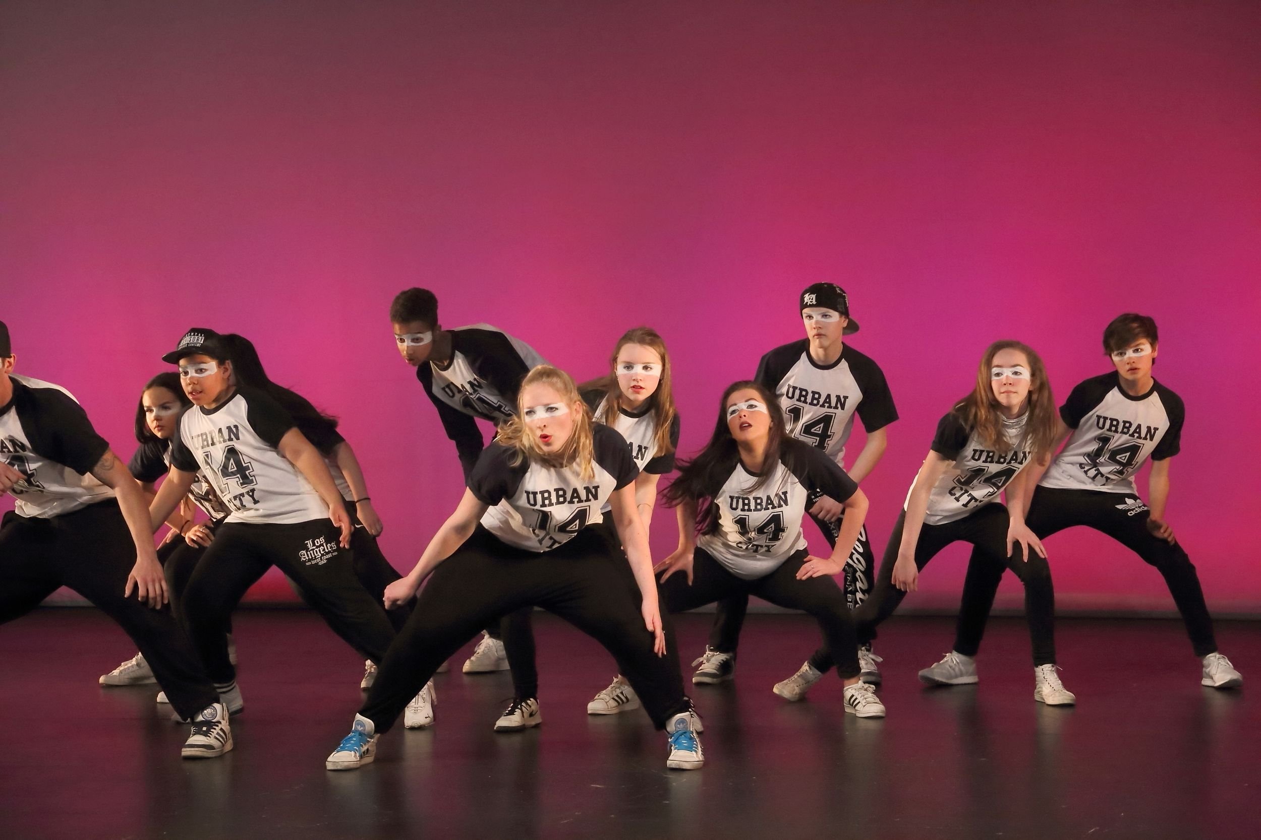 Dancers from across East Grinstead and Crawley come together to perform at a dance show